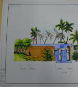 学生景观作品