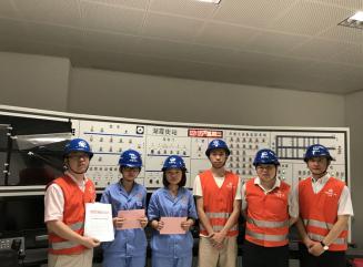 我院学生周妍利、谢美林被中铁二局集团电务工程有限公司通报表扬