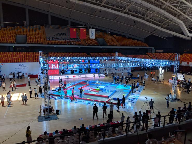 【公运】力压本科院校,又夺全国冠军——重庆公共运输职业学院代表队在全国大学生机器人大赛中再创佳绩